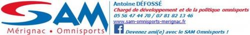Signature mail Antoine DÉFOSSÉ