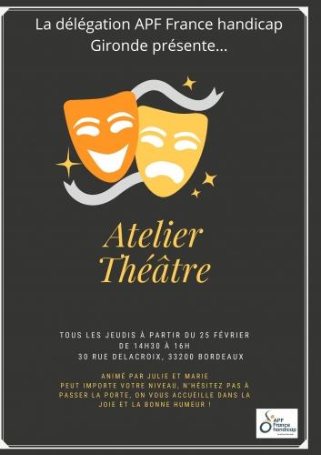 Noir Théâtre Icône Vintage Salle de Classe Affiche-page-001.jpg