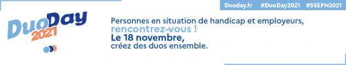 APF, Gironde, DUODAY, handicap, emploi, insertion