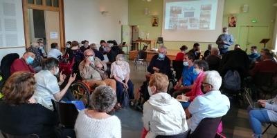 Assemblée Générale, APF, handicap, 2021